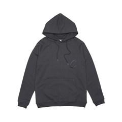 [CURB] Hoodie /Charcoal
