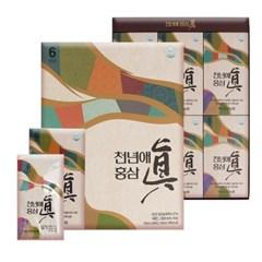 [개성인삼농협]개성인삼천년애홍삼진 70mlX30포