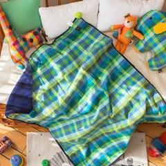 니트방울 담요 가든리브스 (100x125)