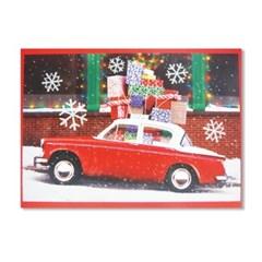 홀마크 크리스마스 카드-XPX2991