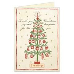 카발리니 크리스마스카드 - Christmas Tree