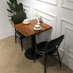 멀바우/빈티지/카페/인테리어/디자인 600 사각 테이블_(1550577)