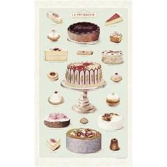 카발리니 패브릭 포스터 - 케이크