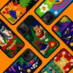 [위글위글] Embroidery Case 아이폰 자수케이스 시즌3