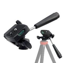 본젠 VD-603 라이트 미니 비디오 헤드 - 1/4 나사