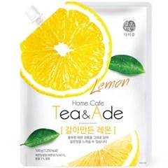다미즐 갈아만든 레몬 500g_(1256526)