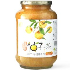 다미즐 봉밀 유자차 2kg_(1256518)