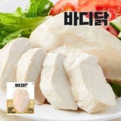 [바디닭] 소프트 저염 닭가슴살 1팩_(857764)
