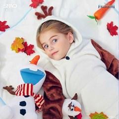 (디즈니) 겨울왕국 올라프 아동 파자마_SPPPA11K01