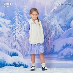 (디즈니) 겨울왕국 아동 퍼플리스 베스트_SPMAA11K04