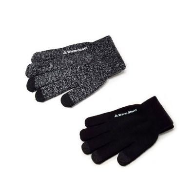 남성 여성 스마트폰터치 겨울 기모 방한 니트장갑