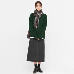 raco round colored knit_(1391200)