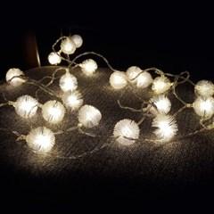 크리스마스트리 LED전구장식 LED스노우50구