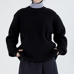 loose warmer knit (4colors)_(1391377)