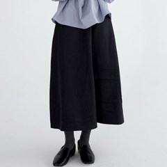 a-line wool skirts (3colors)_(1391368)