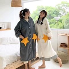 수면 가운 원피스 잠옷 파자마