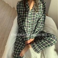 이너프 겨울잠옷 파자마세트