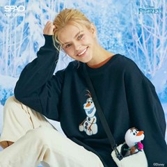 (디즈니) 겨울왕국 스웨트셔츠_SPMBA11C01
