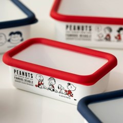 [PEANUTS] 법랑 CONTAINER SIRIES_S