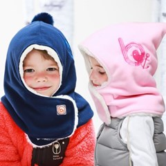 [BAY-B] 아동 후리스 히트후드넥워머 6 COLORS_(2600761)