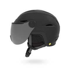 VUE MIPS (아시안핏) 보드스키 헬멧 - MATTE GRAPHITE