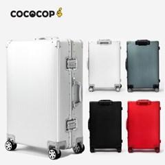 코코캅 델라 24인치 수화물 알루미늄 100% 여행용 캐리어