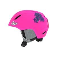 LAUNCH 유아 아동용 보드스키 헬멧 - MATTE BRIGHT PINK