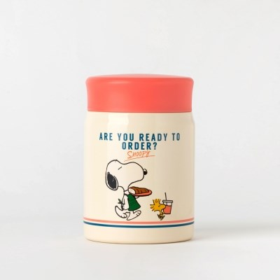 [PEANUTS] STAINLESS FOOD POT 3종
