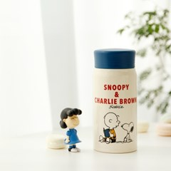 [PEANUTS] STAINLESS BOTTLE(S) 350ml 4종