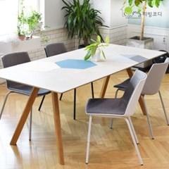1+1 블룸 체어 거실의자 식탁의자 카페의자