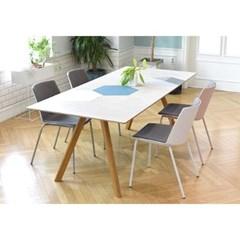 블룸체어 인테리어 디자인 카페 패브릭 플라스틱 철제 의자