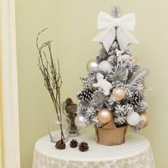 133 크리스마스 파인 스노우 미니 트리 풀세트_(2183368)
