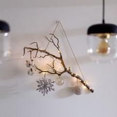 윈터 트위그 가랜드 벽트리 행잉 인테리어조화 크리스마_(1505136)