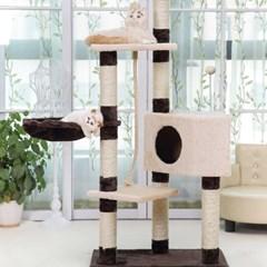캣타워 고양이집 하우스 캣트리 DIY 5단_(2442684)