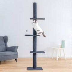 캣타워 고양이집 하우스 캣트리 DIY 캣폴_(2442680)
