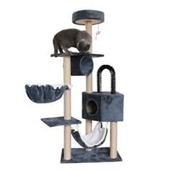 캣타워 고양이집 하우스 캣트리 DIY 5단_(2442675)