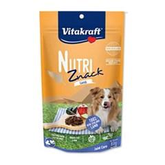 비타크래프트 뉴트리즈낵 양고기 관절케어 80g(DOG) /강아지 간식