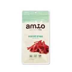 맛있는 강아지간식 아미오 유산균 담은 닭가슴살 50g_(1205715)
