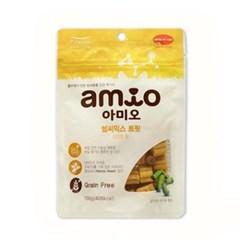 맛있는 강아지간식 아미오 헬씨믹스 트릿 100g(건강한장_(1205714)