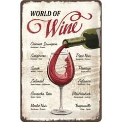 노스텔직아트[22265] World of Wine