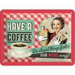 노스텔직아트[26105] Have A Coffee