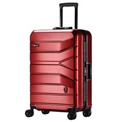 프레지던트 PJ8173 28인치 레드 캐리어 여행가방