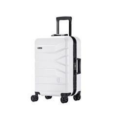 프레지던트 PJ8173 20인치 화이트 캐리어 여행가방