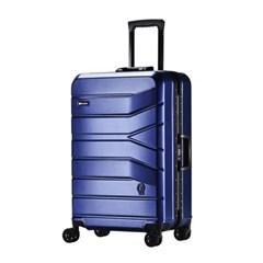 프레지던트 PJ8173 24인치 블루 캐리어 여행가방