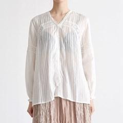 frill ruffle blouse (2colors)_(1395263)