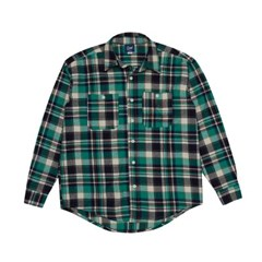 Check Shirts /Green