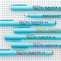[PENCO] TACTIC WRITER 7COLORS
