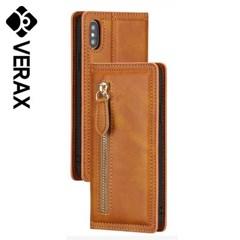 아이폰6플러스 풀커버 카드수납 가죽 케이스 P403_(2167990)