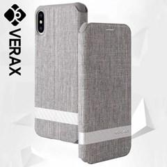 아이폰XS 카드수납 스탠딩 풀커버 하드 케이스 P405_(2167951)