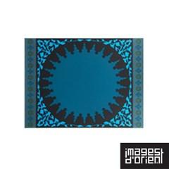 이미지도리앙 테이블매트 42*33cm _모자이크 블루 PLA440061